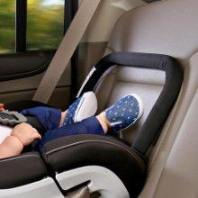 rebound bar, protection, safety, britax car seats, convertible seat, rear facing