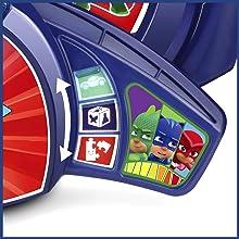 Amazon.com: VTech PJ Masks Super Learning Headquarters: Toys ...