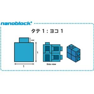 ナノブロックプラス