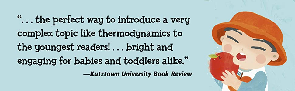 """Bright and engaging for babies and toddlers alike.""-Kutztown University Book Review"