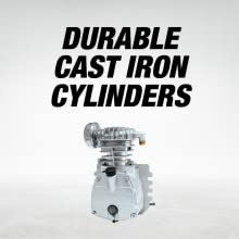 durable cast iron cylinders