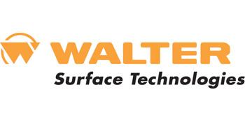 5-3//8 Width 3-1//2 Diameter Walter Surface Technologies 07T536 Linear Finishing Instant Polish Drum Abrasive Belt 11-5//8 Length