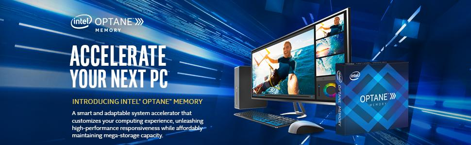 Intel Optane Memory 16GB, Intel, Optane