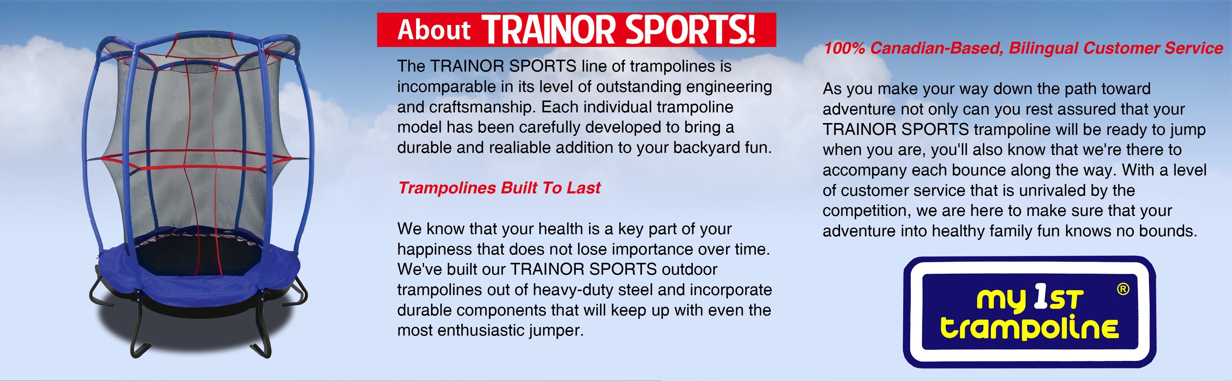 Trainor Sports 55