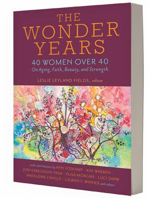 The Wonder Years, Ann Voskamp, Madeleine L'Engle, Leslie Leyland Fields