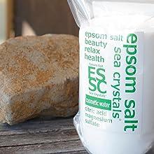 エプソムソルト 保湿 皮膚 化粧品 化粧水 クエン酸 保湿入浴剤