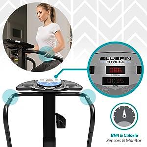 BMI & Calorie Monitor