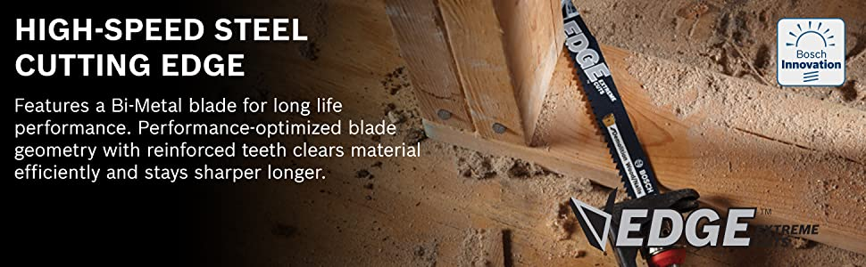 High-Speed Steel Cutting Edge