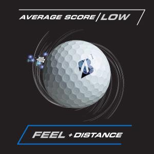 Bridgestone Golf, golf balls, feel, distance