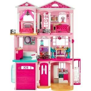 Amazon.es: Barbie - La casa de tus sueños (Mattel DHC10): Juguetes ...