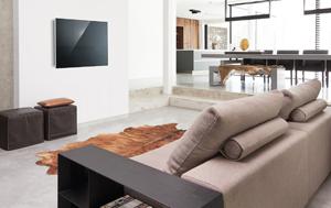 vogel 39 s 8393452 tv wall mount 180 swivel and tilt full motion thin series thin. Black Bedroom Furniture Sets. Home Design Ideas