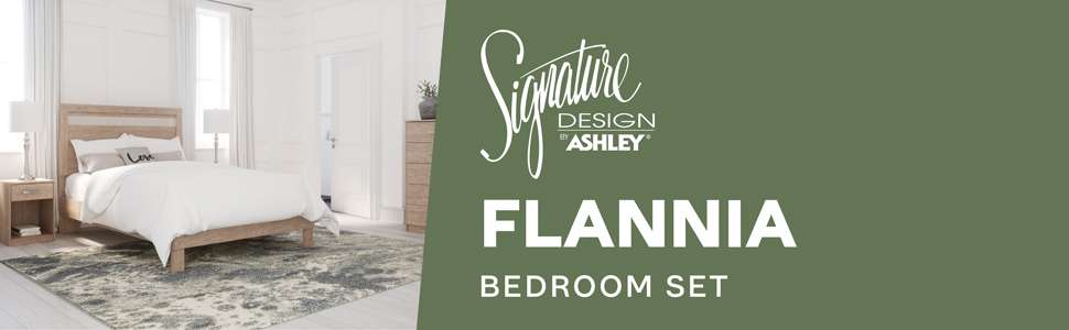 eb2520 flannia bedroom set bed room collection signature design by ashley furniture