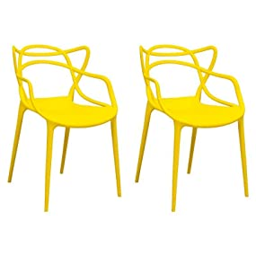 modern chair plastic. Loop Chair Modern Plastic M