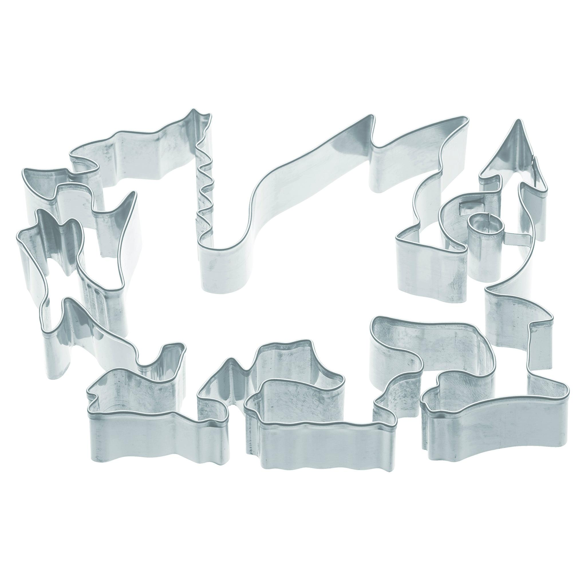 KitchenCraft Large Metal Welsh Dragon Country-Themed Cookie Cutter ...