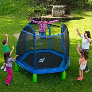 Amazon.com: My first trampoline Cama elástica de 84 ...