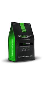 Vegan Protein Powder   100% A Base de Plantas   Sin Gluten ...