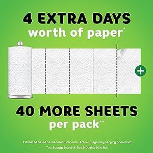 Pick up more per sheet