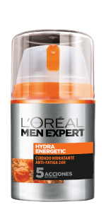 men expert, crema para la cara hombre, crema antifatiga hombre, hidratante hombre, anti-fatiga