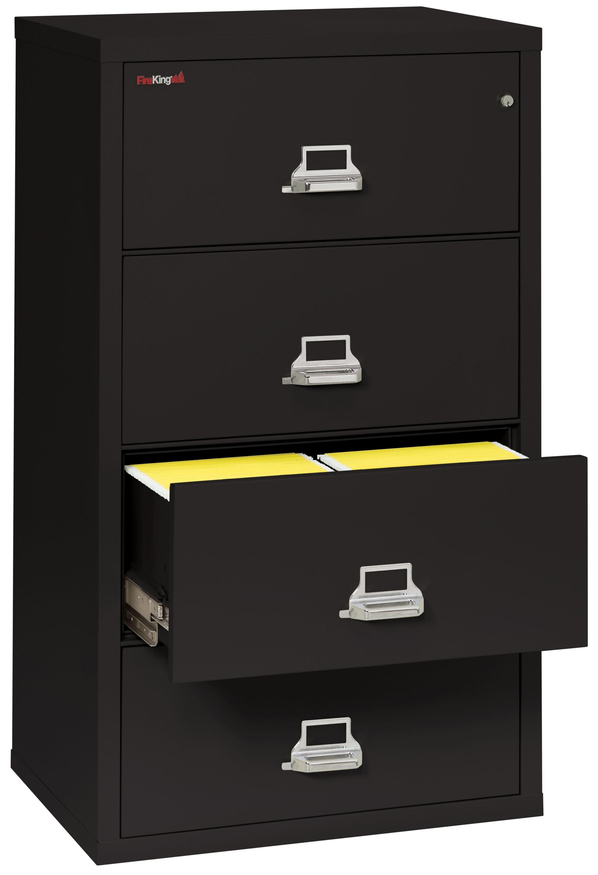 FIR43122CBL - FireKing 4-3122-C File Cabinet: Amazon.ca ...