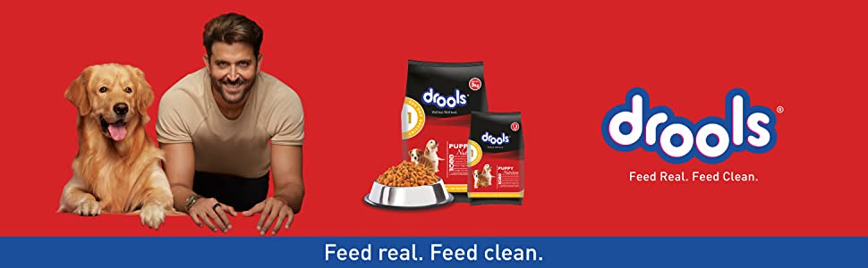 Drools Chicken and Egg Puppy Dog Food