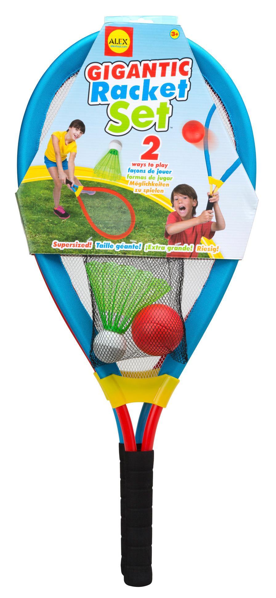 ALEX Toys Active Play Gigantic Racket Set