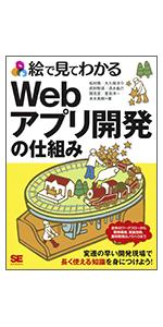 絵で見てわかるWebアプリ開発の仕組み