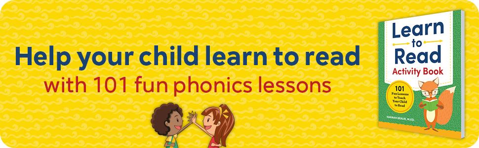 Phonics, teach your child to read in 100 easy lessons, kindergarten books, learn to read