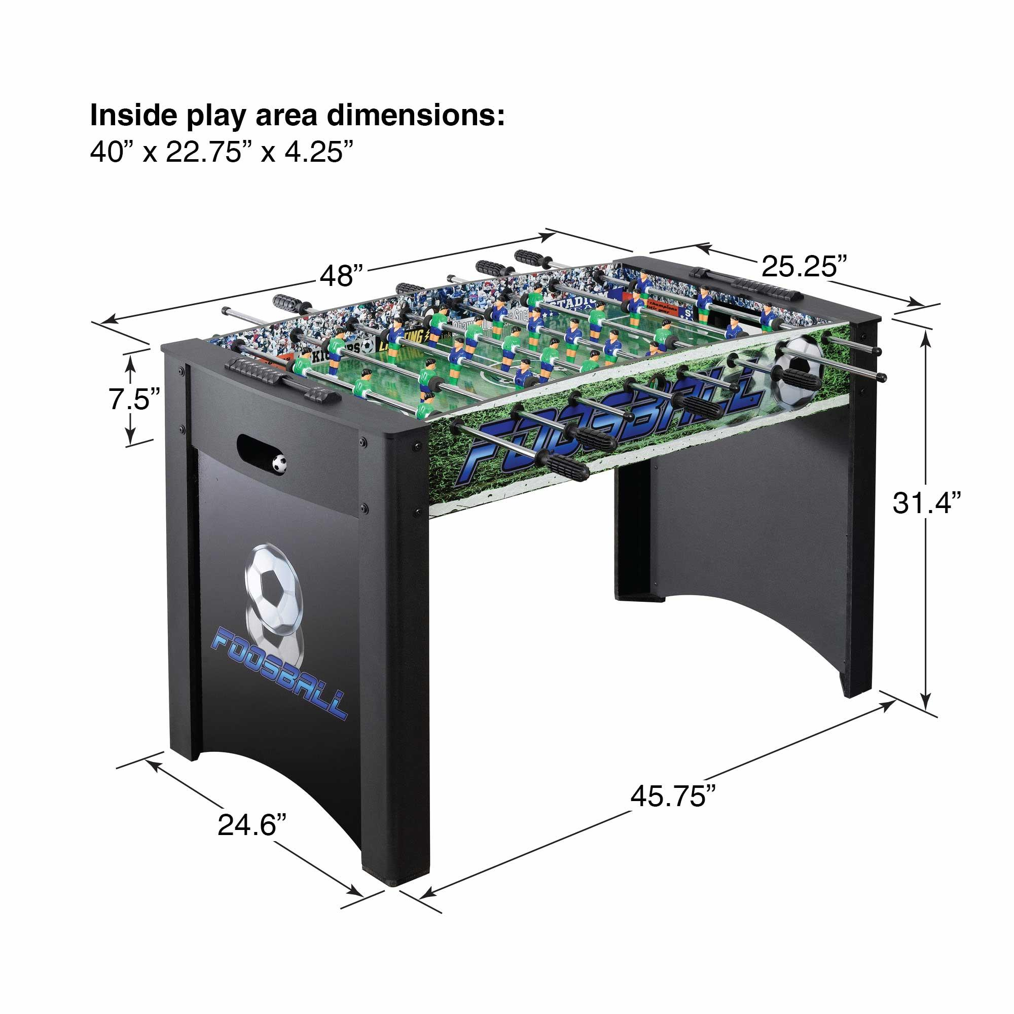 Delightful Hathaway Playoff Foosball Table