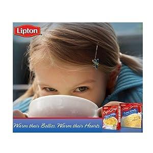 Lipton Soup - Prep Time Takes Up No Time at All
