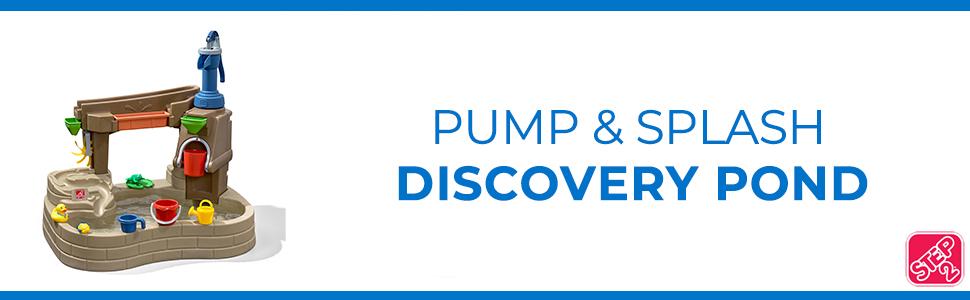 pump and splash