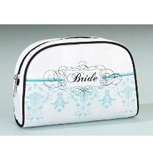 Aqua Bride Travel Makeup Bag