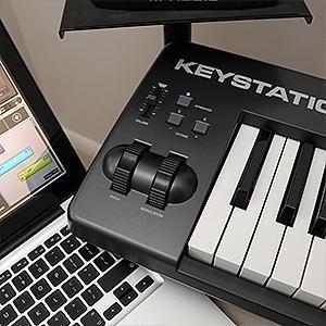 MyVolts 9V EU-Netzteil kompatibel mit M-Audio Keystation 61 MK3 Keyboard