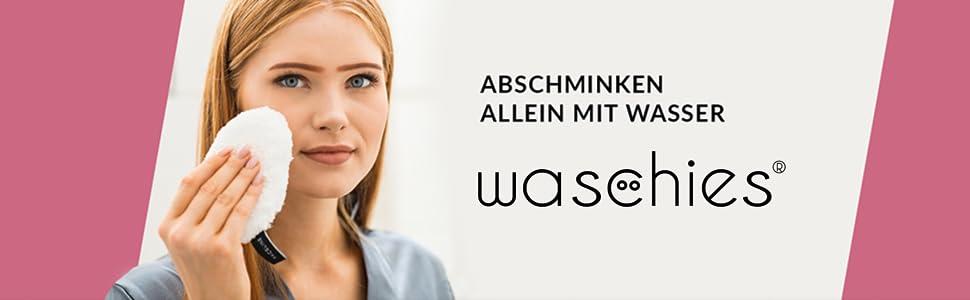 waschies Abschminkpads
