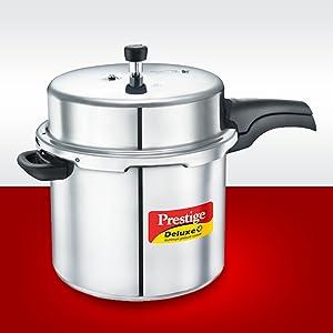 Prestige Induction Base Aluminium Pressure Cooker