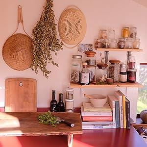 kitchen herbalism herbs apothecary ayurveda ayurvedic