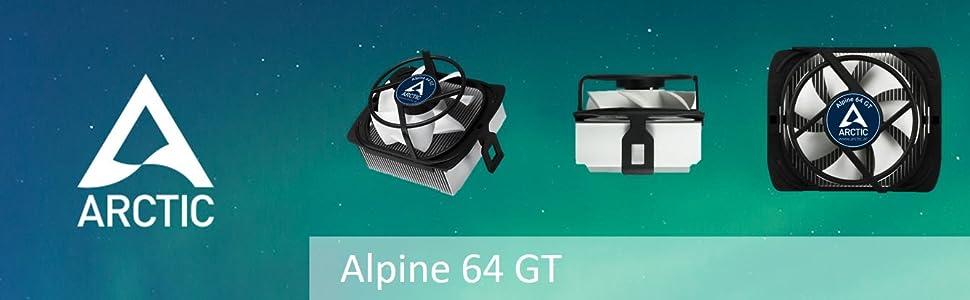 ARCTIC Alpine 64 GT