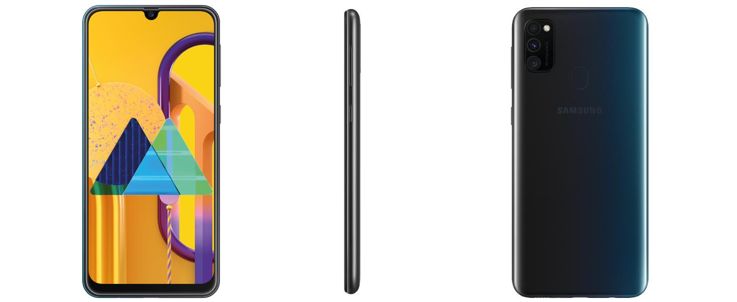 Samsung Galaxy M30s - Smartphone Dual SIM, pantalla 16.21 cm ...