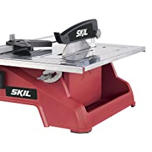 balde cool, wet tile saw