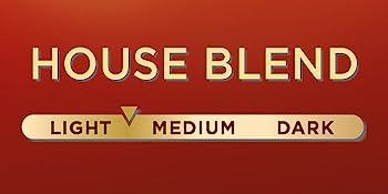 House Blend Medium Light Roast