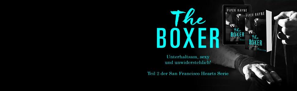 Piper Rayne, San Francisco Hearts, The Boxer