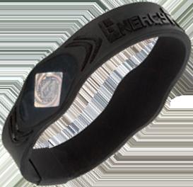 New Black Energy Balance Band Rubber Athletic Yoga BUY 1 GET 1 FREE.