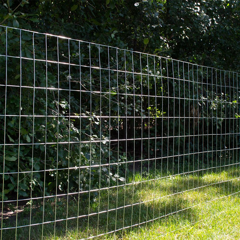 Colorful Woven Wire Fence Ideas Embellishment - Wiring Diagram Ideas ...