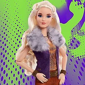 Addison Werewolf Singing Doll Disney Zombies 2