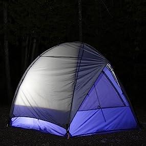 Freedom Trail Lombok 3 Fibreglass Tent Pole Repair Pack Camping Kit