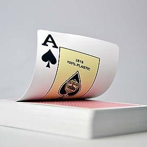 Fournier- Nº 2500 Plástico Baraja de Cartas de Poker