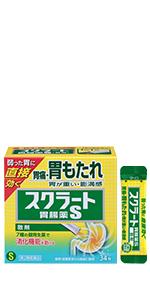 スクラート胃腸薬S(散剤)
