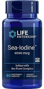iodine supplement, sea iodine, iodine supplement, organic algae, iodine capsules, iodine pills