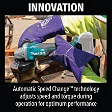 innovation automatic speed change