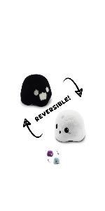 reversible ghost plush