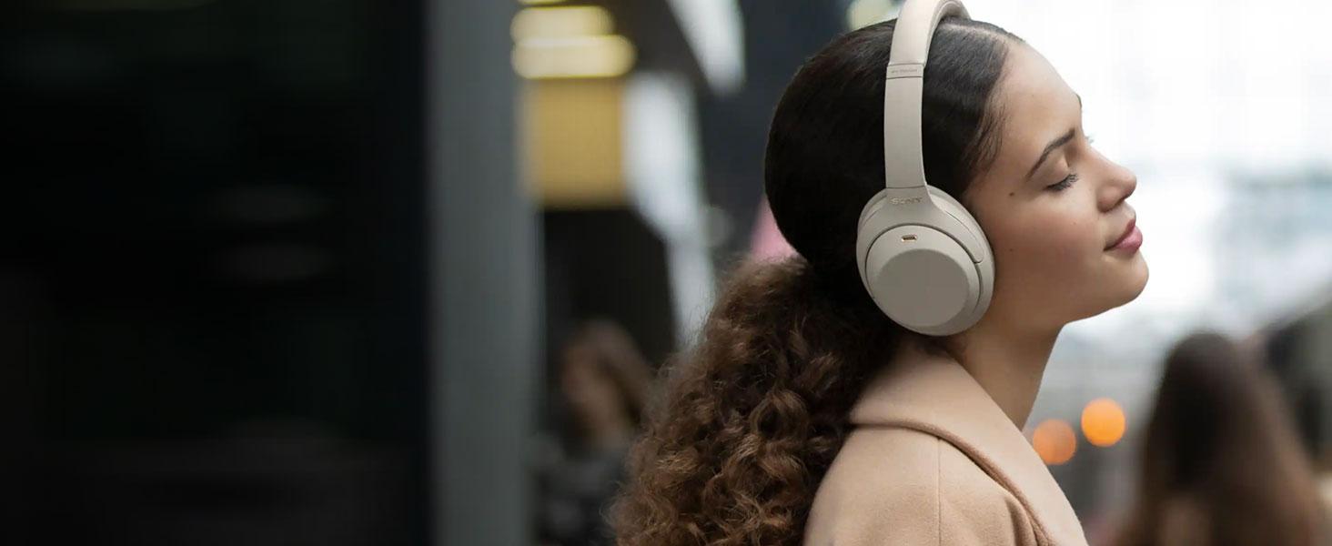Sony WH-1000XM4, WH1000XM4, 1000XM4, casque bluetooth, casque sans fil, Hi-Res Audio